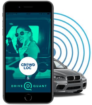 CrowdLoc - DriveQuant