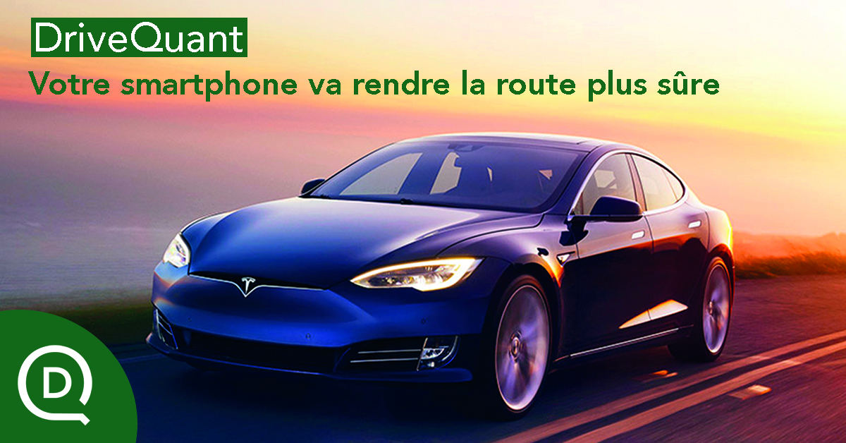 DriveQuant_smartphone_télématique_embarquée