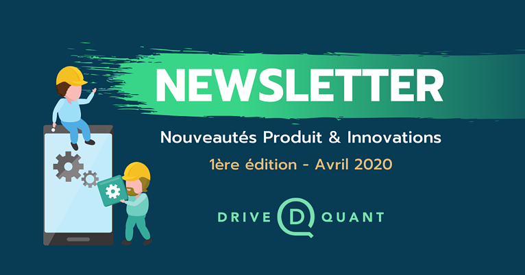 NEWSLETTER #1 - AVRIL 2020