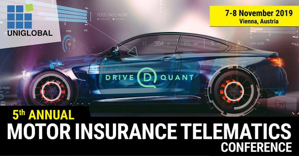 DriveQuant will sponsor the 5th Annual Motor Insurance Telematics Conference (Vienna)