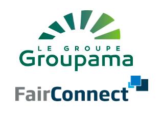 Groupama announces an agreement with FairConnect