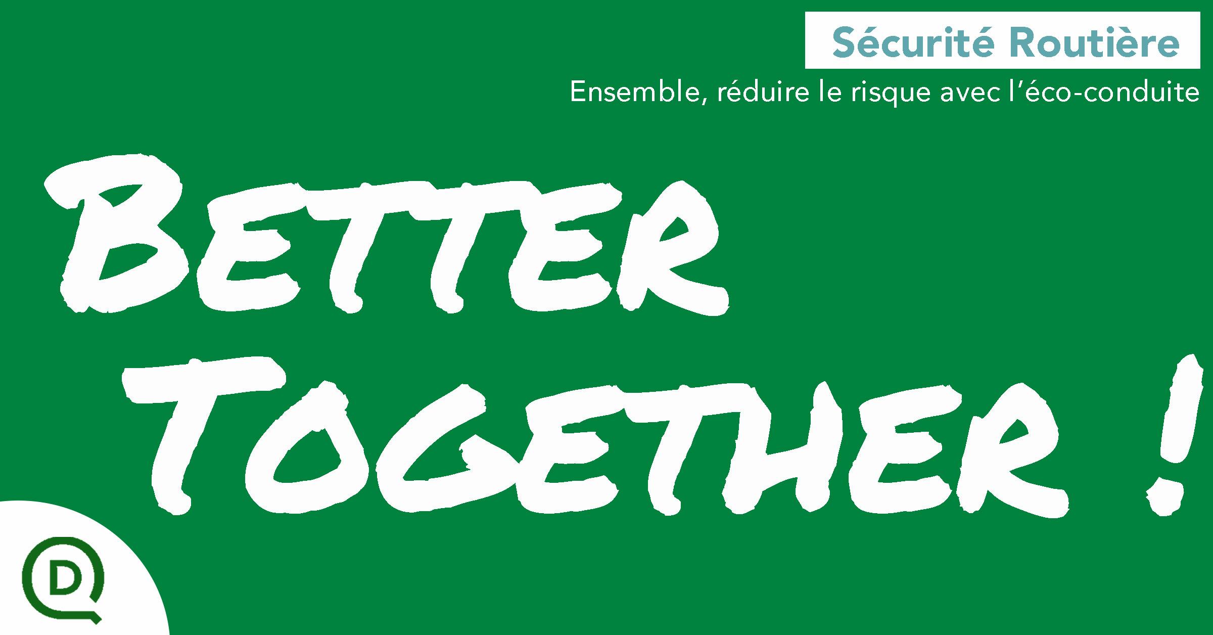 Sécurité Routière : peut-on aller plus loin avec l'éco-conduite ?