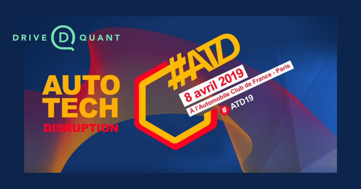 Rendez-vous à l'Automobile Club de France pour AutoTech Disruption 2019
