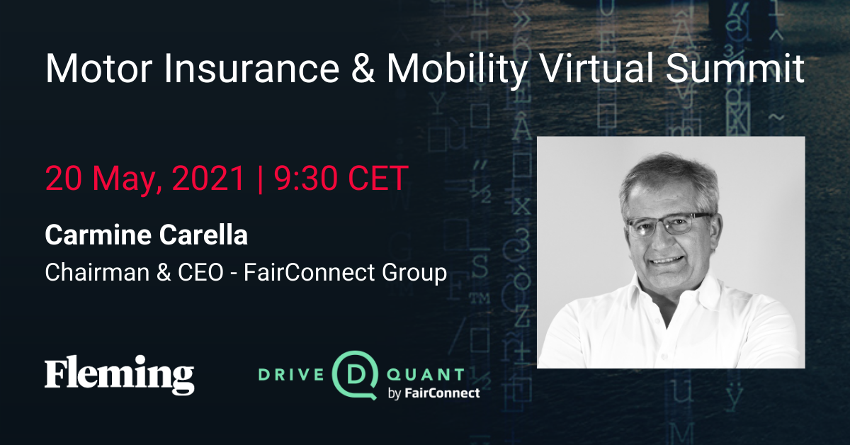 Join us at the Motor Insurance & Mobility Virtual Summit