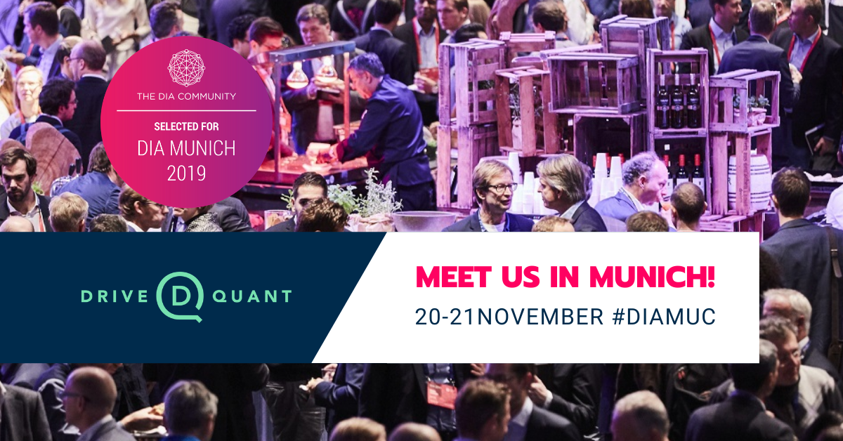 Join us at DIA MUNICH 2019