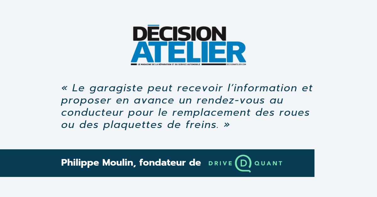 DriveQuant au service de l'entretien prédictif by Décision Atelier(Extraits)