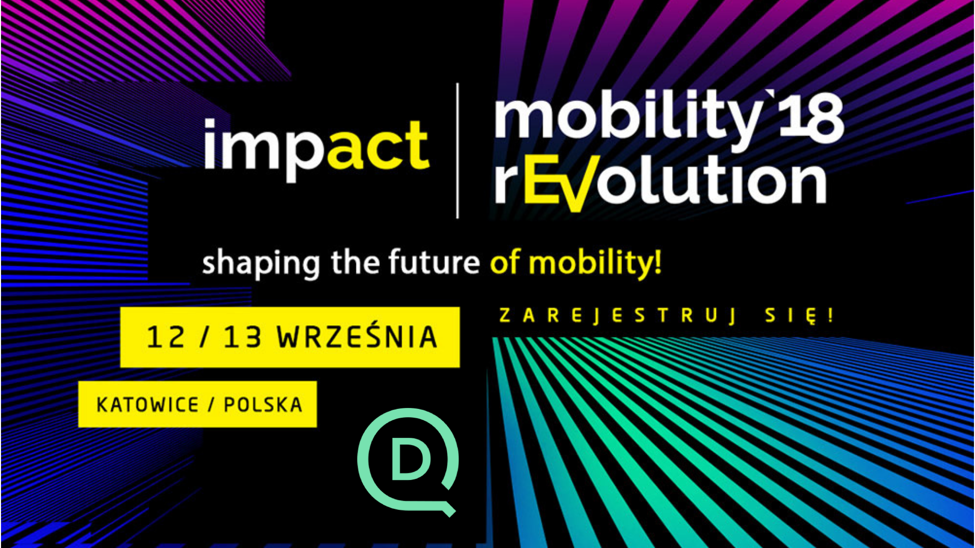 Open-data in transport: necessity or threat? DriveQuant invited to answer that question at Impact mobility rEVolution in Katowice