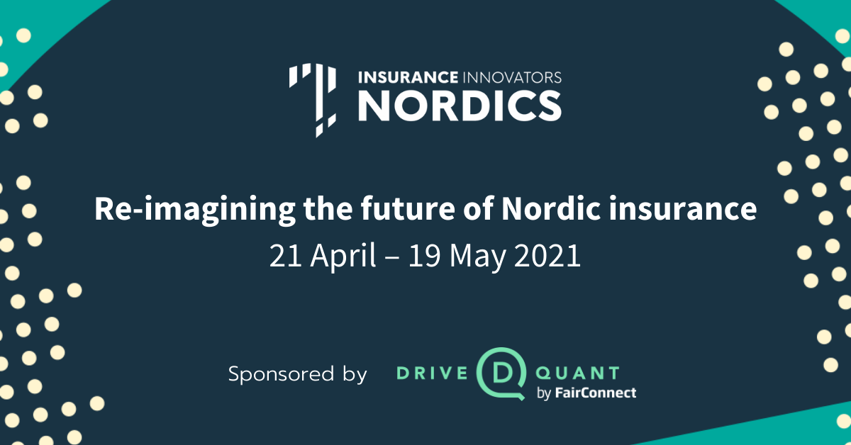 DriveQuant goes Nordic: meet us at the Insurance Innovators Nordics 2021 (online)