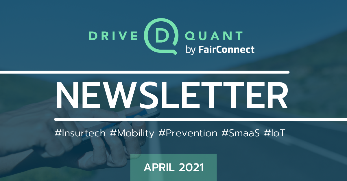 [Newsletter] Check out the evolution of our distraction score, our new logo, and the events not to be missed