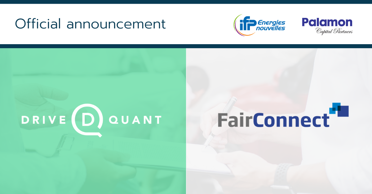 FairConnect and DriveQuant join forces to strengthen European leadership in connected motor insurance