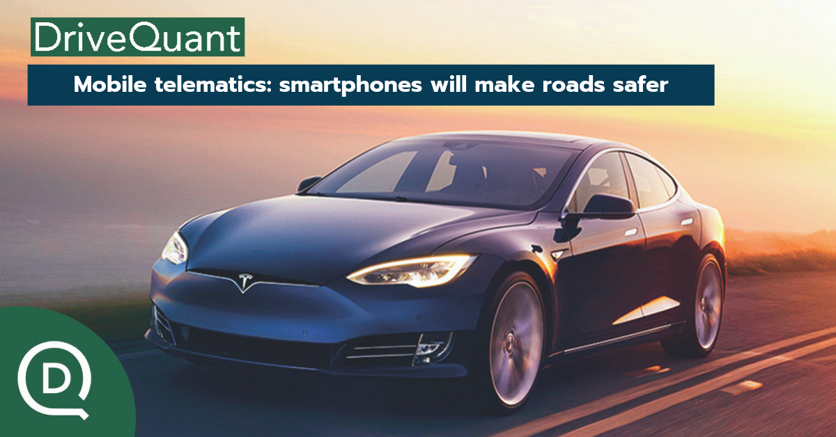 Mobile telematics solutions to make roads safer